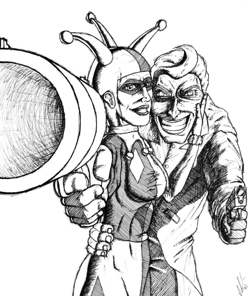 The gallery for -->... Lowrider Arte Joker